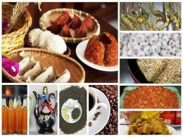 Tôm khô Cà Mau nằm trong top 10 đặc sản quà tặng nổi tiếng Việt Nam