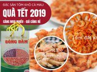 Đại tiệc khuyến mãi mừng năm mới 2019